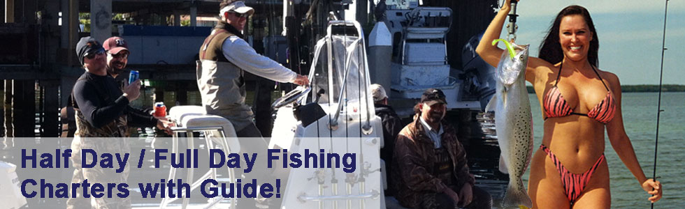 Port Mansfield Fishing Guides